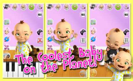 Talking Babsy Baby Deluxe