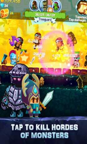 Tap Knight - RPG Clicker Hero Game (Unreleased)