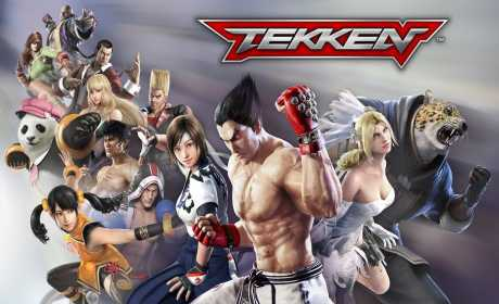 TEKKEN™ 0.5.1 Apk + Mod + Data (Unlocked All) Android