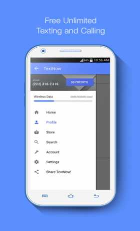 TextNow Premium 6 37 0 3 Unlocked Apk for android