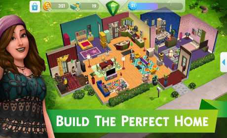 The Sims Mobile apk is simulation game for people