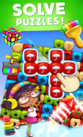 Toy Blast Party Time (Ad Free)