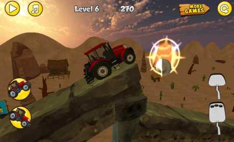 Tractor Off Road 3d