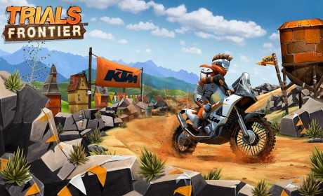 Trials Frontier 7 3 0 Apk Full + MOD + Data android