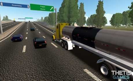Truck Simulator Europe 2 HD