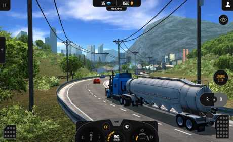 Truck Simulator PRO 2 v1 6 Apk + Data android