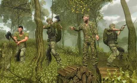 US Army Survival Training
