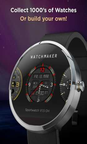 WatchMaker Premium Watch Face apk v4 6 2 android