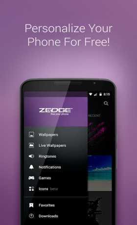 zedge premium apk 5.60.3