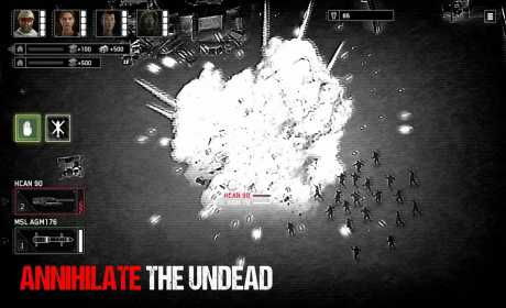 Zombie Gunship Survival (Unreleased)
