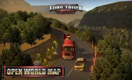 Euro Truck Driver 2018 2 2 Apk + Mod Unlimited Money + Data