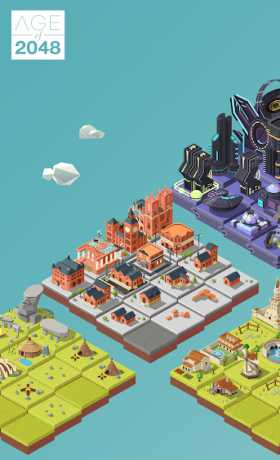Age of 2048: Civilization City Building Games
