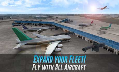 Airline Commander - A real flight experience 1 2 4 Apk + Mod