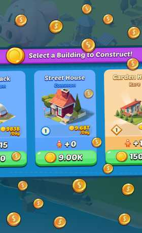 Build Away! - Idle City Game