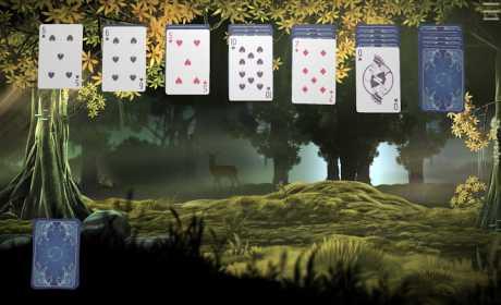 Calm Cards - Klondike