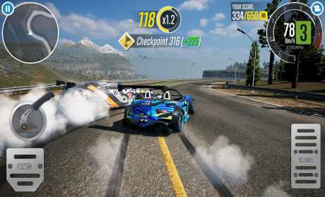 car x drift racing mod apk revdl