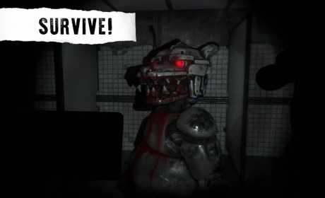 CASE: Animatronics - Horror game!