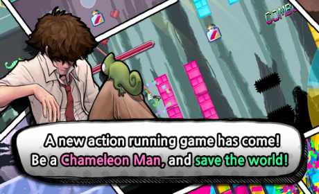 Chameleon Man : Run! (Unlimited)