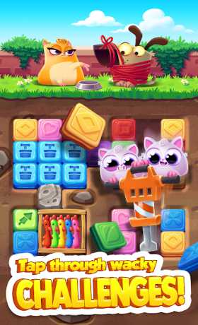 Cookie Cats Blast 1 19 0 Apk + Mod (Lives/Coins/Moves) android