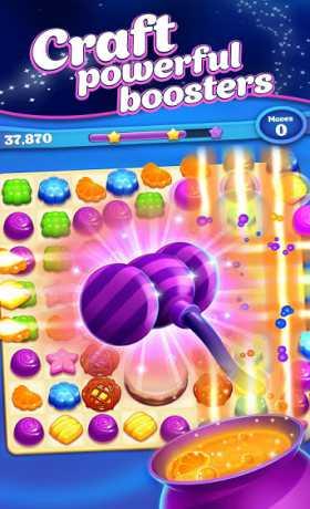 Crafty Candy – Match 3 Adventure