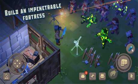 Cube Survival Story 1 0 4 Apk + Mod + Data android