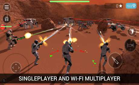 CyberSphere: Sci-fi Shooter 2 0 0 Apk + Mod (Unlimited Money