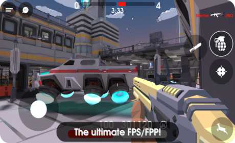 Danger Close - Online FPS
