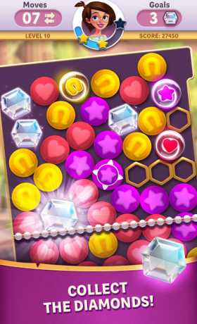 Diamond Diaries Saga 1 20 0 2 Apk + Mod Live,Booster,Move