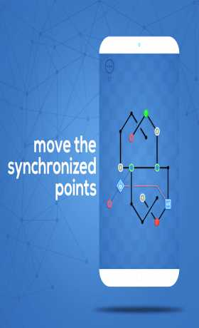 Dots Sync - Symmetric brain game
