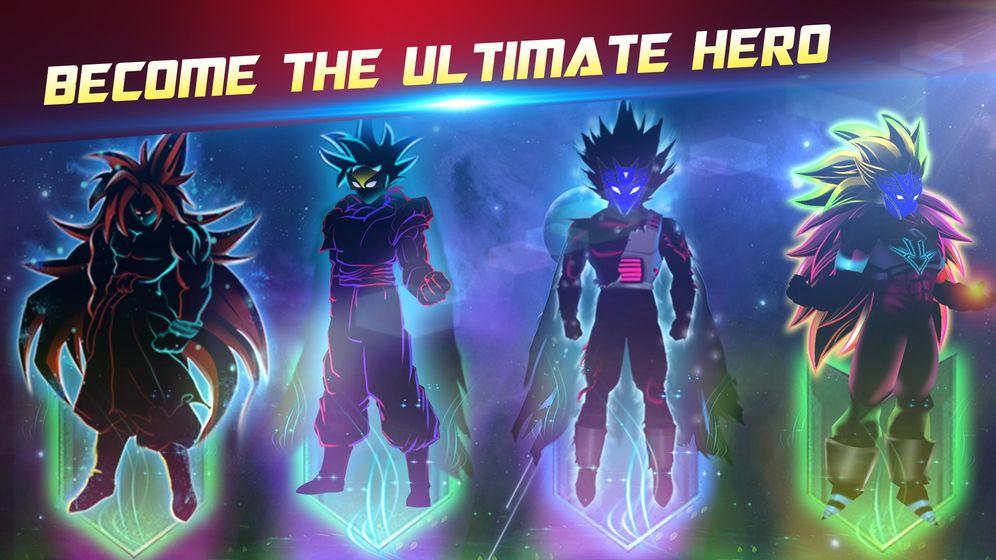 Dragon Shadow Battle 2 Legend: Super Hero Warriors