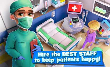Dream Hospital - Health Care Manager Simulator 2 0 16 Apk +
