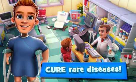 Dream Hospital - Health Care Manager Simulator