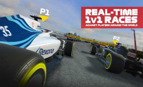 F1 Mobile Racing 1 15 6 Apk + Mod (Unlimited Money) + Data android