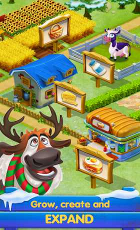 Download Farm Frenzy 2 Unlimited Money Mod Apk