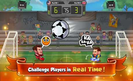 Head Ball 2 1.23 Apk