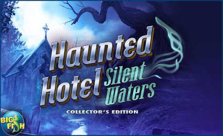 Hidden Objects - Haunted Hotel: Silent Waters