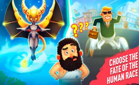 Human Evolution Clicker Game 1 5 9 Apk + Mod android