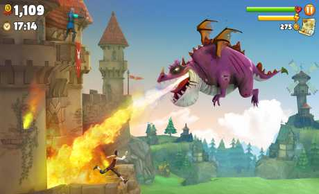 Hungry Dragon 1 31 Apk + Mod Unlimited Money + Data android