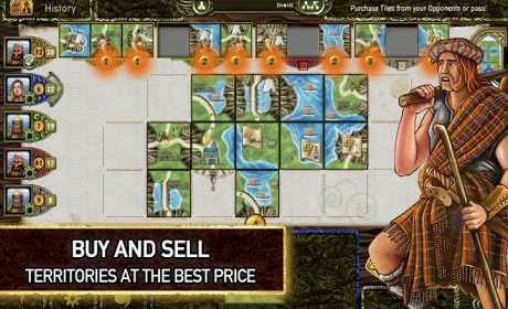 Isle of Skye: The Tactical Board Game