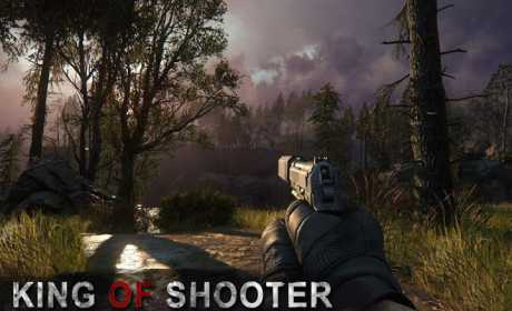 King Of Shooter : Sniper Shot Killer - Free FPS