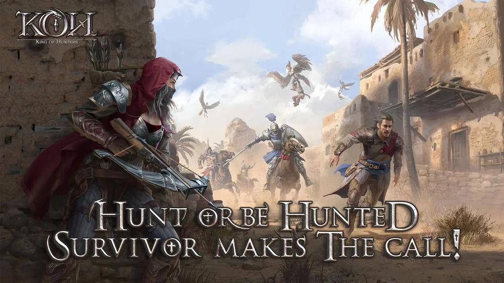 King Of Hunters