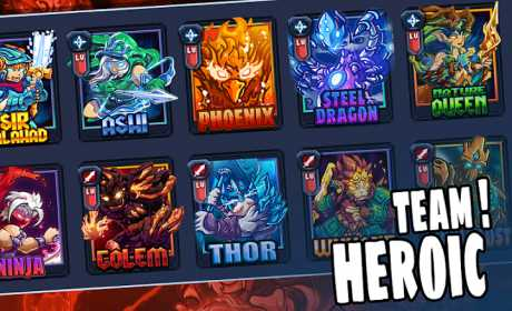 Kingdom Defense: Hero Legend TD (Tower Defense)