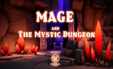 Mage and The Mystic Dungeon