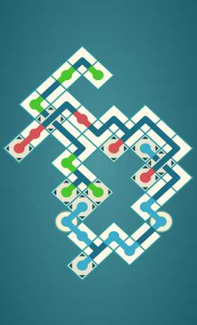 Maze Swap - Think and relax