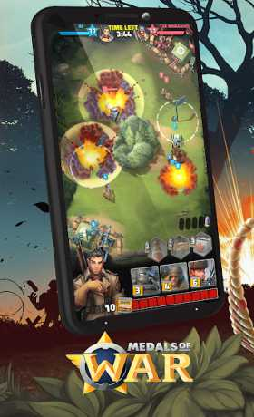 Medals of War: Real Time Strategy War Game