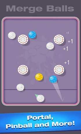 Merge Balls