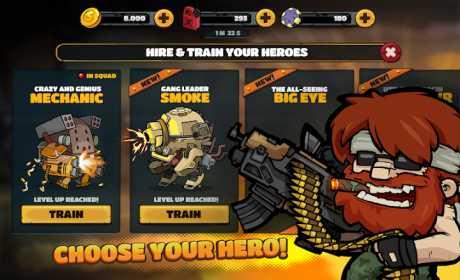 Metal Soldiers Defense