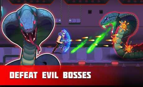 Metal Strike War: Gun Solider Shooting Games