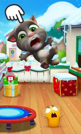 My Talking Tom 2 1 5 1 587 Apk + Mod (Unlimited Money) android