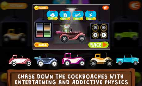 Oggy Go - World of Racing (The Official Game)